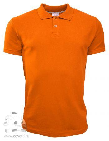 Рубашка поло «Stan Uniform», мужская, оранжевая