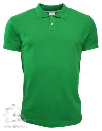 Рубашка поло «Stan Uniform», мужская, зеленая
