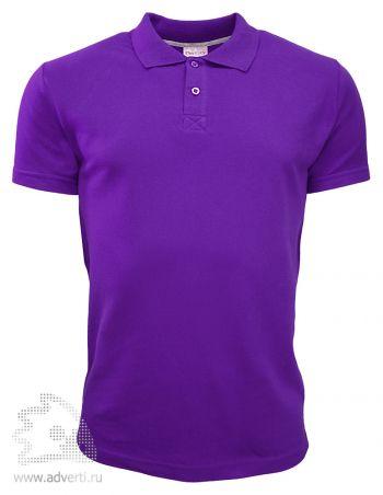Рубашка поло «Stan Uniform», мужская, фиолетовая