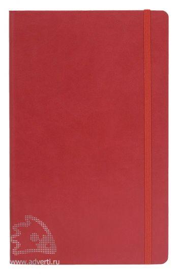 Переплет «Portland Flex», Portobello, красный
