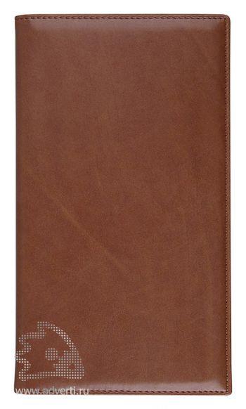 Визитницы «Reina», коричневые