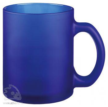 Кружка цветная «Frozen Colour, синяя