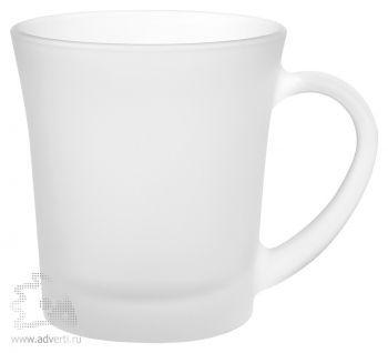 Кружка белая «Frozen Cup», общий вид