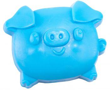 Мыло «Свинка веселая», голубое