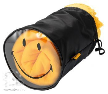Плед «Smiley», дизайн чехла