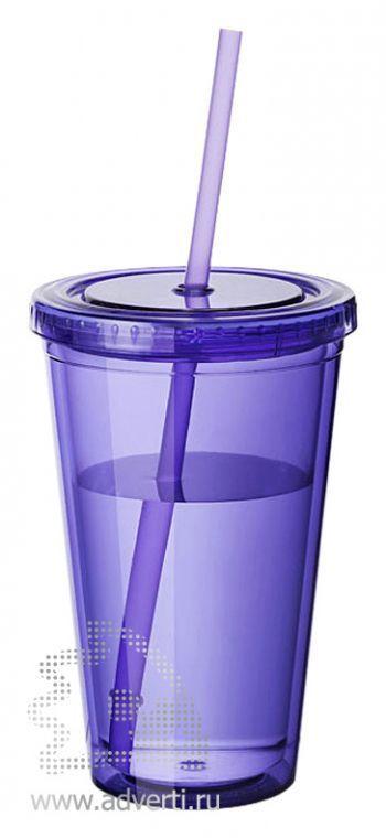 Стакан «Cyclone», фиолетовый