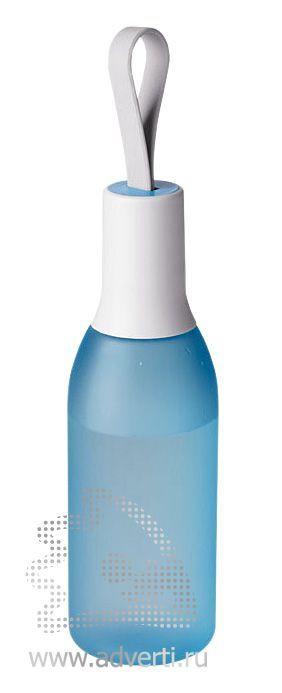 Бутылка «Flow», синяя