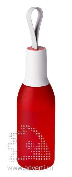Бутылка «Flow», красная