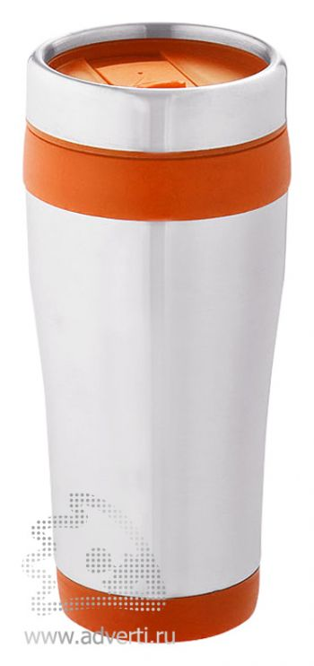 Термостакан «Elwood», оранжевый