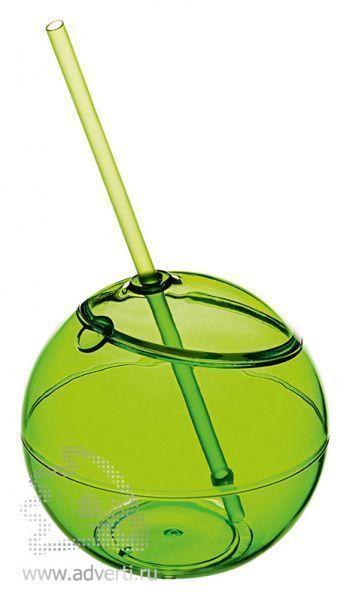 Емкость для питья «Fiesta», зеленая