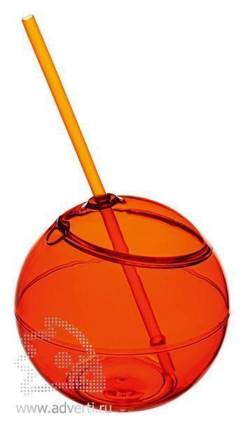 Емкость для питья «Fiesta», оранжевая