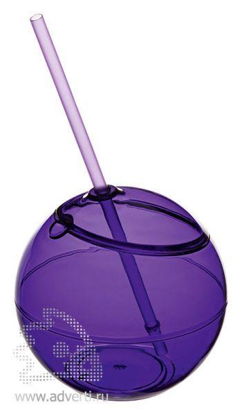 Емкость для питья «Fiesta», фиолетовая