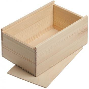 Деревянный ящик «Locker», малый, в открытом виде