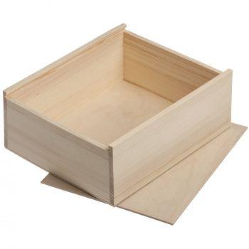 Деревянный ящик «Timber», большой, в открытом виде