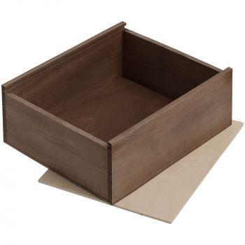 Деревянный ящик «Karlo», большой, в открытом виде