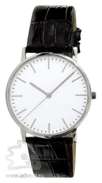 Часы наручные «Мадрид», мужские, серебряный корпус