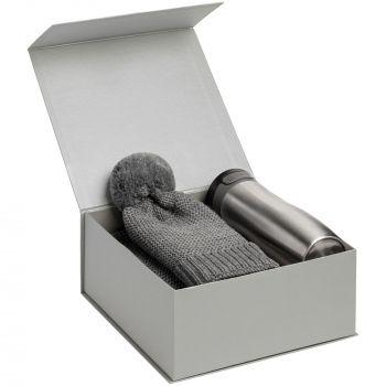 Набор «Snowballs», серый, в коробке