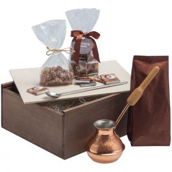 Деревянный ящик «Karlo», большой, пример использования