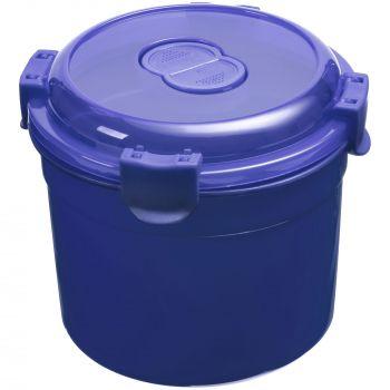 Ланчбокс «Barrel Roll», синий