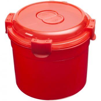 Ланчбокс «Barrel Roll», красный