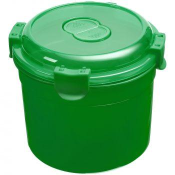 Ланчбокс «Barrel Roll», зелёный