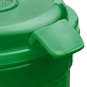 Ланчбокс «Barrel Roll», зелёный, крепёж