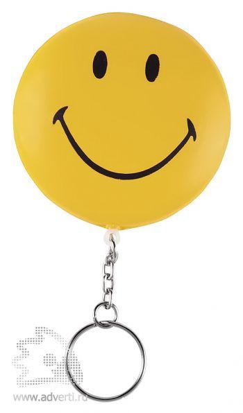 Брелок нетонущий «Smiley», общий вид