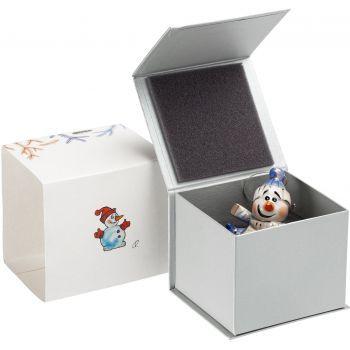 Фарфоровая елочная игрушка «Olaf», в коробке