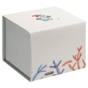 Фарфоровая елочная игрушка «Olaf», коробка в шуберте