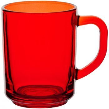 Кружка «Enjoy», красная