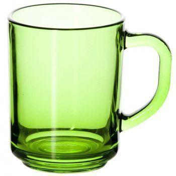Кружка «Enjoy», зелёная