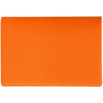 Визитница «Devon», оранжевая