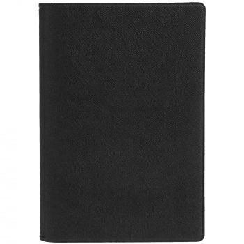 Обложка для паспорта «Devon», чёрная