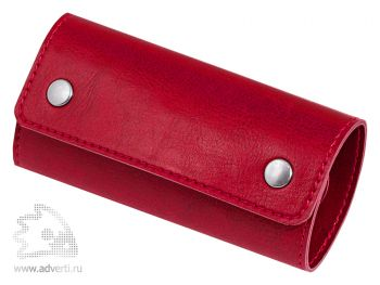 Футляр для ключей «Birmingham», Avanzo Daziaro, красный