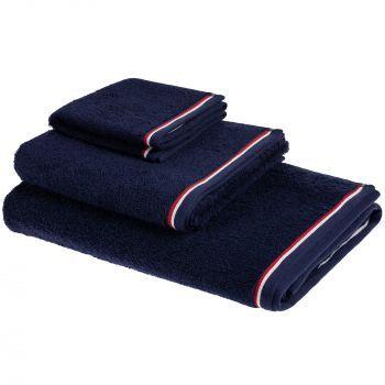 Полотенце Athleisure, синие, все размеры