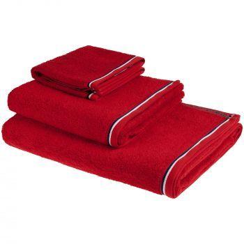 Полотенце Athleisure, красное, все размеры