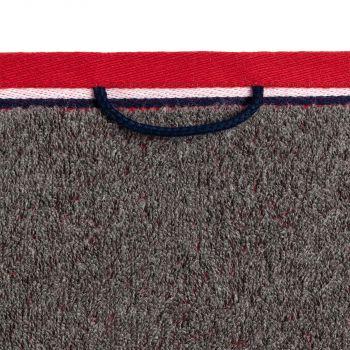 Полотенце Athleisure Large, красное, петелька