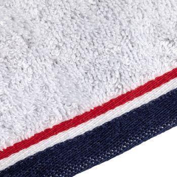 Полотенце Athleisure Strip Medium, окантовка