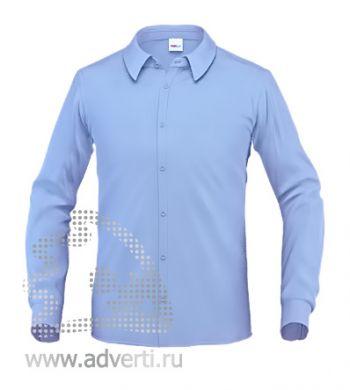 Рубашка «Stan Business», мужская, голубая