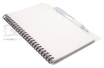 Записная книжка «Hyatt», белая
