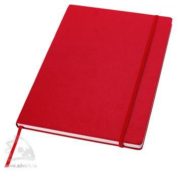 Записная книжка А4 «Journalbooks-2», красная