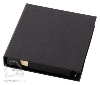 Блок для записей «Samba», черный