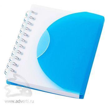 Блокнот А7 «Post», синий
