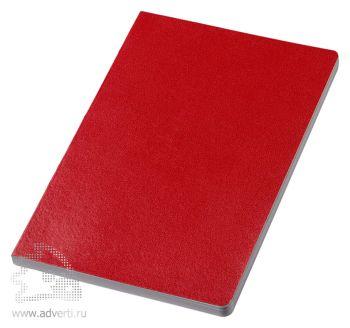 Блокнот А5 «City», красный