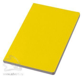 Блокнот А5 «City», желтый