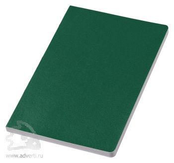 Блокнот А5 «City», зеленый