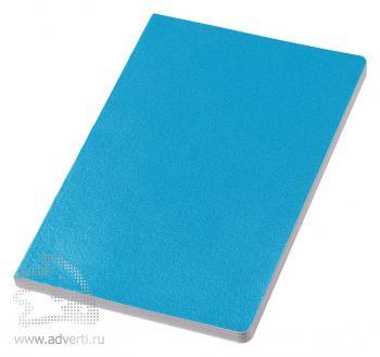 Блокнот А5 «City», голубой