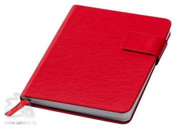 Блокнот А6 «Litera Junior», красный