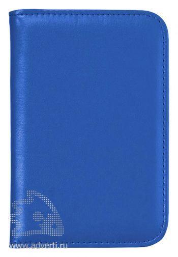 Блокнот А6 «Smarti» с калькулятором, синий