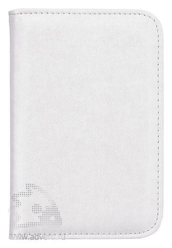 Блокнот А6 «Smarti» с калькулятором, белый